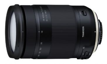 Tamron 18-400mm f3.5-6.3 Di II VC HLD  - to fit Canon APS-C format DSLR cameras